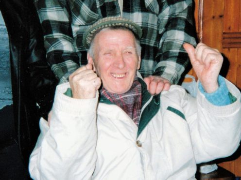 Former miner Stanley Bradford, 76, died after living at the Brithdir Nursing Home for three months (Family handout/PA)