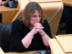 Former Tory MSP Michelle Ballantyne is the leader of Reform UK Scotland (Jane Barlow/PA)