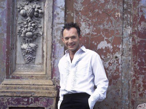 Charles Hazlewood (Rolf Marriott/BBC)