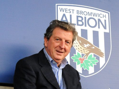 Roy Hodgson was appointed West Brom manager on this day in 2011 (Rui Vieira/PA)