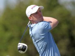 England's David Horsey holds a one-shot lead after day one of the Saudi International (David Davies/PA)