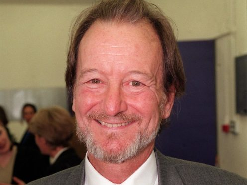 Ronald Pickup has died aged 80 (Peter Jordan/PA)