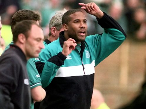 John Barnes was appointed as Celtic boss in the summer of 1999 (Ben Curtis/PA)