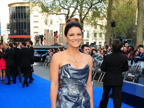 There are 'no plans' for actress Gina Carano to return to The Mandalorian following her 'abhorrent and unacceptable' social media posts, Lucasfilm said (Ian West/PA)
