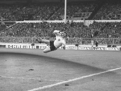 Former Wales goalkeeper Dai Davies has died at the age of 72 (PA Archive)