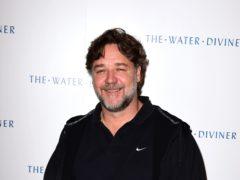 Russell Crowe (Ian West/PA)