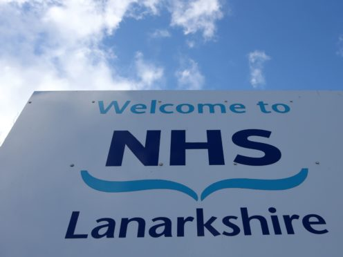 The health board announced non-urgent planned operations would be postponed for another three weeks (Andrew Milligan/PA)