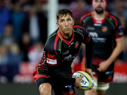 Gavin Henson is set to come out of retirement at the age of 39 after switching codes (David Davies/PA)