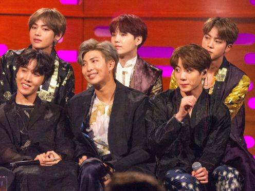The world's biggest record group has announced it is joining the leading K-pop labels – including the home of BTS – for a live-streaming platform (Tom Haines/pa)
