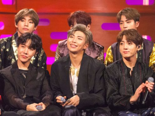 Two of the world's most influential record labels are teaming up to find the next BTS (Tom Haines/PA)