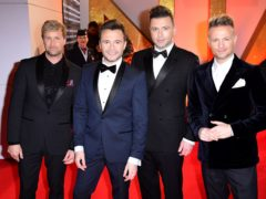 Westlife announced they have split from their record label following a 'breakdown of contractual negotiations' (Ian West/PA)