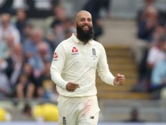 Moeen Ali (pictured) celebrate his comeback by dismissing Virat Kohli with a wonder ball (Nick Potts/PA)