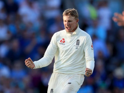 Joe Root was an unexpected hero with the ball (Mike Egerton/PA)