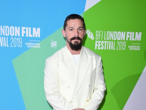 """Actor Shia LaBeouf has denied """"each and every allegation"""" from FKA twigs after the British singer accused him of physical and emotional abuse (Ian West/PA)"""