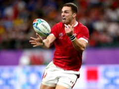 Wales star George North is set for a milestone (David Davies/PA)