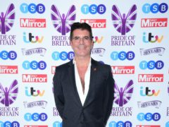 Simon Cowell said he has fully recovered from his broken back and feels better than he did before the injury (Ian West/PA)