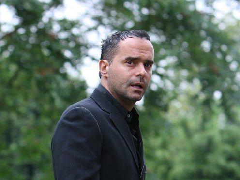 Michael Greco is going to be a father at 51 (Ian West/PA)