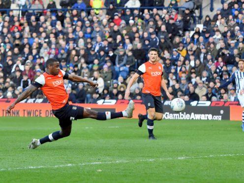 Donervon Daniels, left, could return for Crewe (Anthony Devlin/PA)