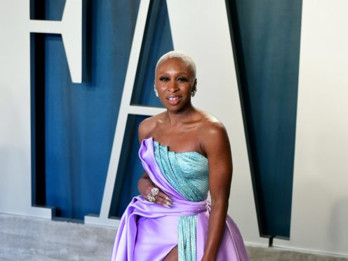 Cynthia Erivo demands respect as she transforms into Queen of Soul Aretha Franklin in the trailer for a new series based on the singer's life (Ian West/PA)