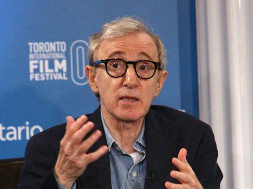 Woody Allen (Ian West/PA)