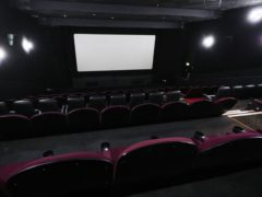 Cinemas are not allowed to open during the current lockdown in England (Yui Mok/PA)