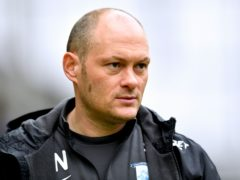 Alex Neil felt his side were good value for their victory (Anthony Devlin/PA)