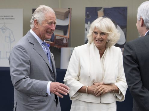 The Prince of Wales and the Duchess of Cornwall have had their first Covid-19 vaccines (Matthew Horwood/PA)