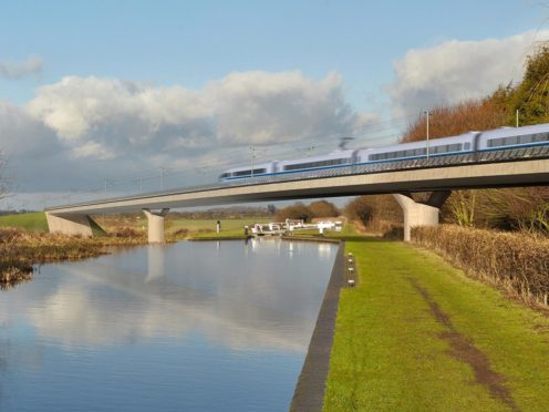 Legislation for Phase 2a of HS2 has passed its final hurdle (HS2/PA)