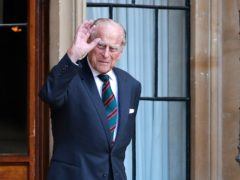 The Duke of Edinburgh has enjoyed good health into his later years (Adrian Dennis/PA)