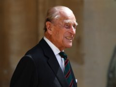 The Duke of Edinburgh is expected to spend a third night in hospital (Adrian Dennis/PA)