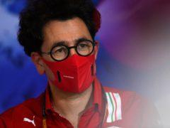 Mattia Binotto says Ferrari cannot afford a repeat of last year (Rudy Carezzevoli/FIA Pool)