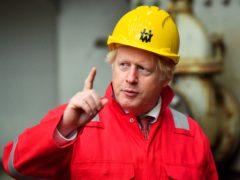 Prime Minister Boris Johnson (Ben Birchall/PA)