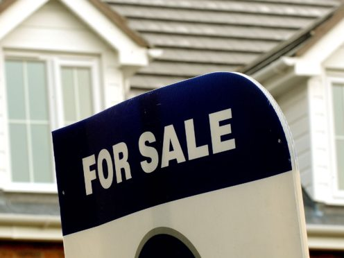 Sellers in the North West who are looking to trade up could be in a strong position (PA)