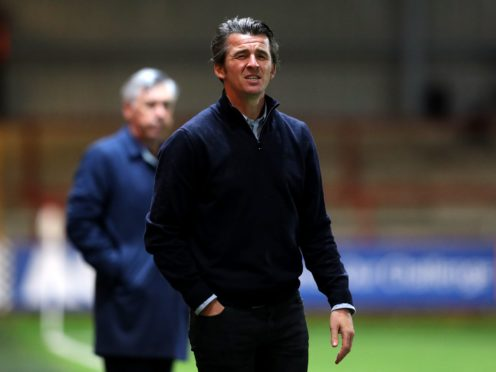 Joey Barton will take charge of Bristol Rovers for the first time against Wigan on Tuesday (Alex Livesey/PA)