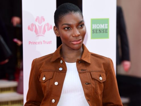 Michaela Coel (Ian West/PA)