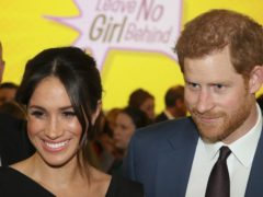 The Duke and Duchess of Sussex could choose the maternity ward of the stars for the birth of their second baby (Chris Jackson/PA)