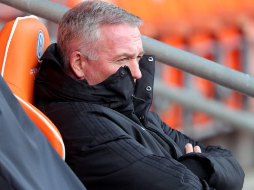 There was more frustration for Paul Lambert and Ipswich (Richard Sellers/PA)