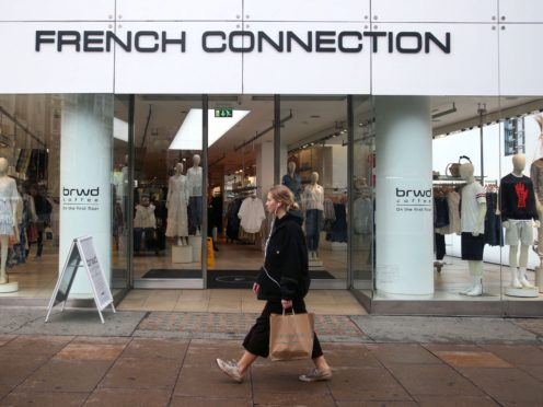 Mike Ashley's Frasers Group has sold its almost-25% stake in French Connection (Yui Mok/PA)