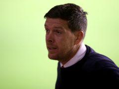 Darrell Clarke's Port Vale draw on Tuesday night (Nick Potts/PA)