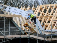 A free-to-access New Homes Ombudsman Service will support buyers (Rui Vieira/PA)