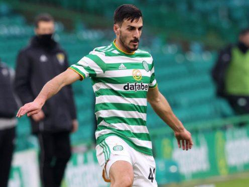 Celtic confirm departure of Hatem Elhamed (Jeff Holmes/PA)