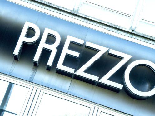 Prezzo is to axe 22 restaurants (Ian West/PA)