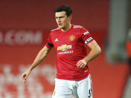 Harry Maguire wants to lift a trophy this season (Alex Livesey/PA)
