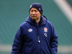 England coach Eddie Jones says the lack of spectators at games is leading to a drop in aggression levels (Adam Davy/PA Images).