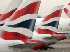 British Airways has boosted its liquidity by £2.45 billion (Tim Ockenden/PA)