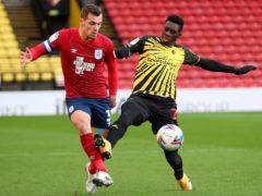 Harry Toffolo (left) will be absent for the visit of Wycombe (Yui Mok/PA)