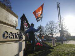 More British Gas strikes announced (Steve Parsons/PA)