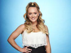 Amy Tinkler (ITV/PA)