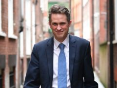 Education Secretary Gavin Williamson in Westminster, London (Stefan Rousseau/PA)