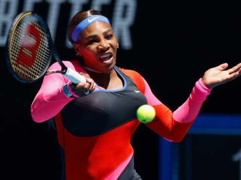 Serena Williams has raced into the third round in Melbourne (Rick Rycroft/AP)
